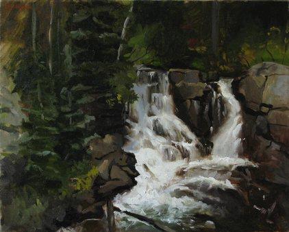 South Arapahoe Falls