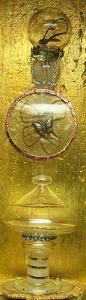 Reliquary #28 — Mariposa de Cristal