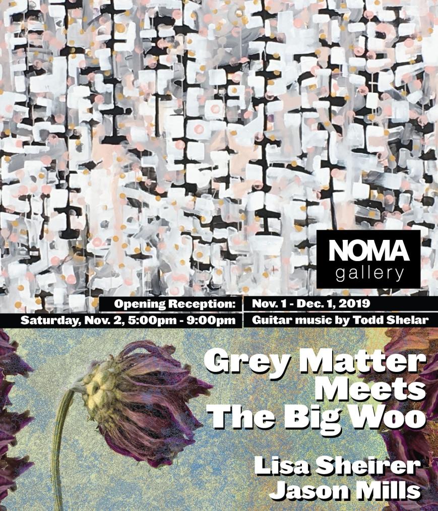 Gray Matter Meets The Big Woo