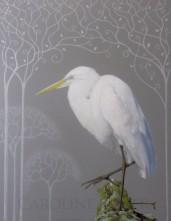 Storybook Egret