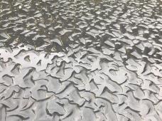 """""""Pattern Of Low Tide Tongaporutu, NZ"""""""